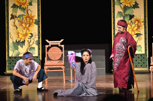 Sau Bí mật vườn Lệ Chi, Ngàn năm tình sử, Thành Lộc trở lại với Tiên Nga - Ảnh 8.