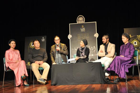 Trần Lực đưa Quẫn lên sân khấu Nhà hát Lớn - Ảnh 1.