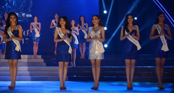 Hoa hậu Đại dương 2017: mưa danh hiệu người đẹp - Ảnh 13.
