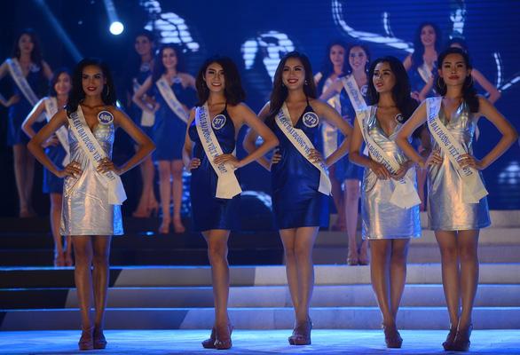 Hoa hậu Đại dương 2017: mưa danh hiệu người đẹp - Ảnh 14.