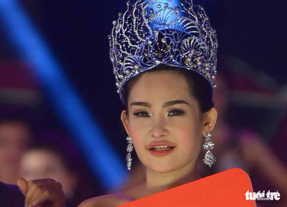 Hoa hậu Đại dương: Ngoài đời tôi không xấu như trên mạng - Ảnh 8.