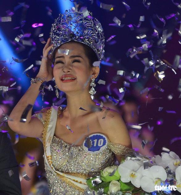 Hoa hậu Đại dương: Ngoài đời tôi không xấu như trên mạng - Ảnh 4.