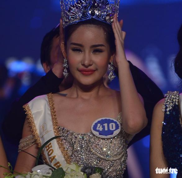 Hoa hậu Đại dương: Ngoài đời tôi không xấu như trên mạng - Ảnh 6.