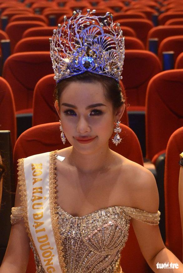 Bất bình, Hoa hậu Đại dương 2014 Đặng Thu Thảo trả danh hiệu - Ảnh 11.
