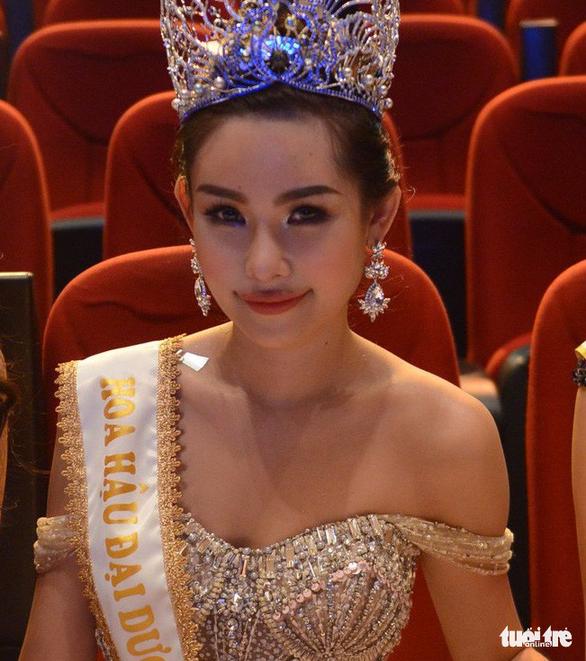 Hoa hậu Đại dương: Ngoài đời tôi không xấu như trên mạng - Ảnh 5.