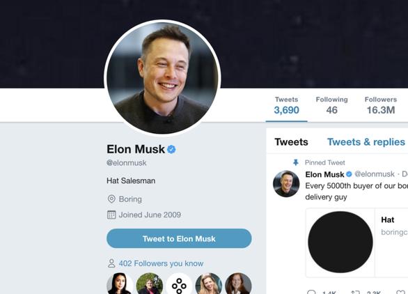 Học cách dùng Twitter của 'bậc thầy' Elon Musk - Ảnh 1.
