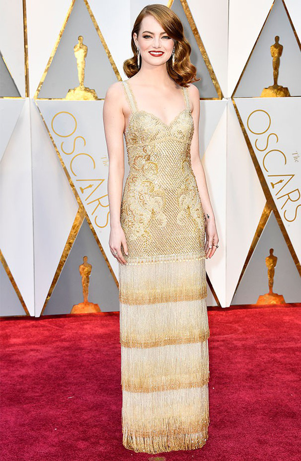 10 bộ váy Oscar được săn lùng nhiều nhất trên mạng năm 2017 - Ảnh 2.