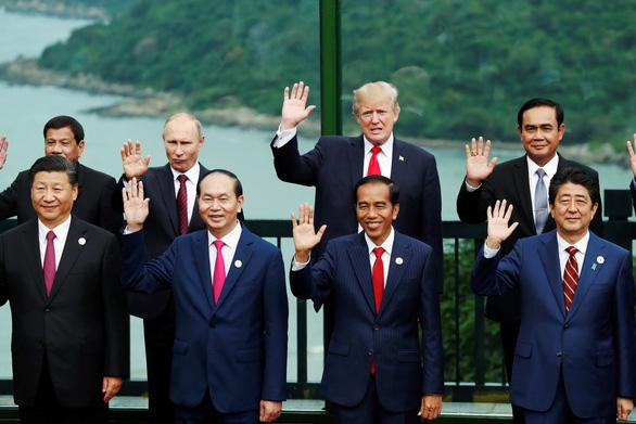 Năm 2017: Việt Nam nâng tầm đối ngoại đa phương - Ảnh 2.