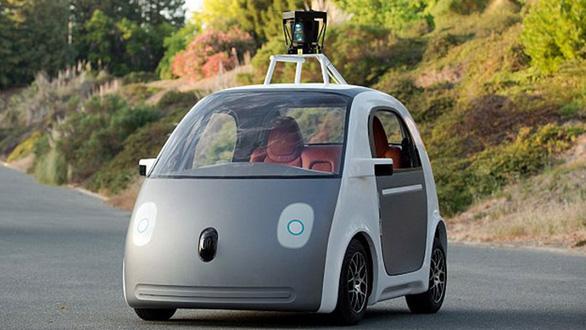 Google đột phá trong thử nghiệm ô tô không người lái - Ảnh 2.