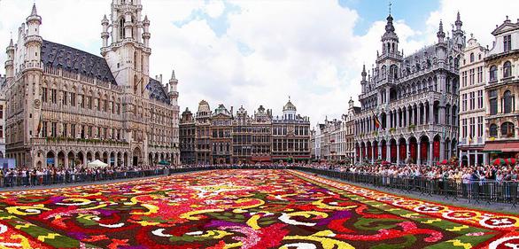 10 hoạt động miễn phí cho du khách khám phá Brussels - Ảnh 1.