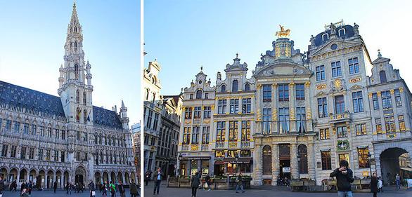 10 hoạt động miễn phí cho du khách khám phá Brussels - Ảnh 2.