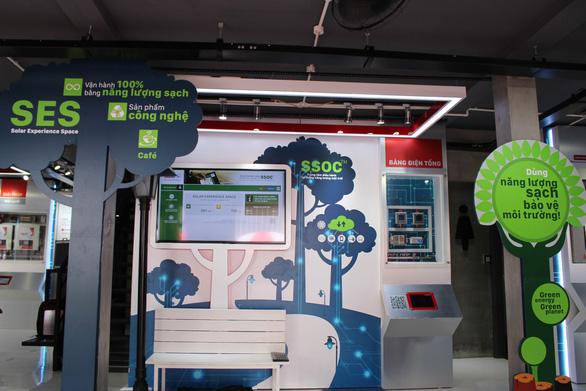 Sinh viên Bách khoa trải nghiệm không gian năng lượng sạch - Ảnh 4.