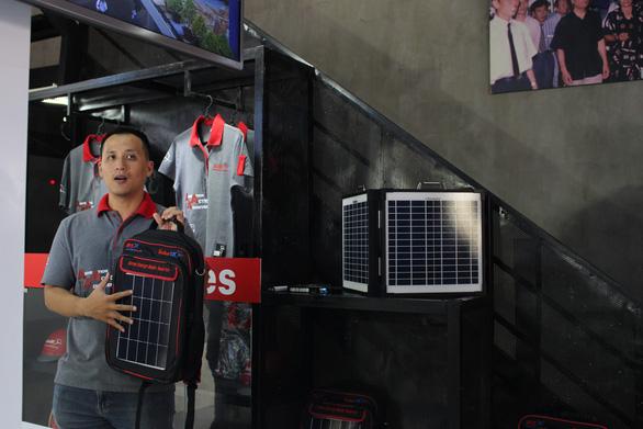 Sinh viên Bách khoa trải nghiệm không gian năng lượng sạch - Ảnh 5.
