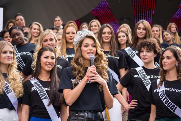 Hoa hậu Hoàn vũ 2017: Vương miện sẽ thuộc về ai? - Ảnh 1.