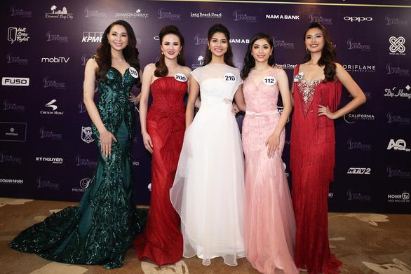 Công bố những người đẹp vòng bán kết Hoa hậu Hoàn vũ Việt Nam 2017 - Ảnh 6.