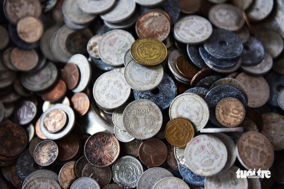 Chợ đồ cổ tấp nập giữa lòng Sài Gòn - Ảnh 7.