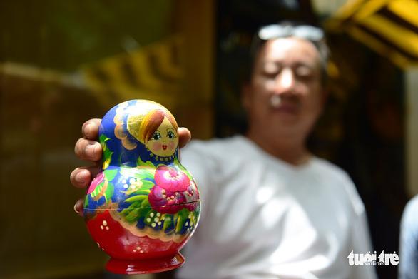 Chợ đồ cổ tấp nập giữa lòng Sài Gòn - Ảnh 17.