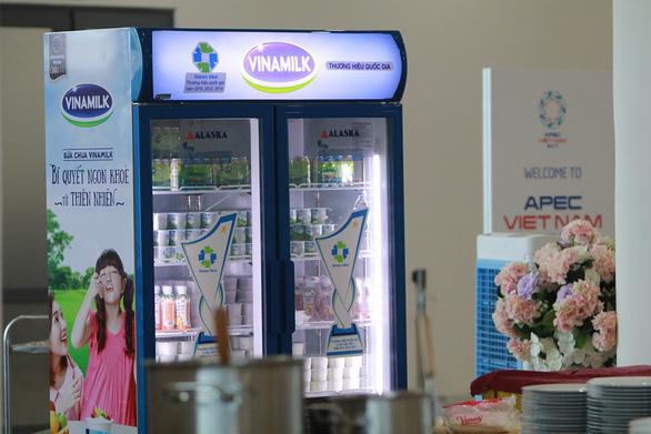 Hơn nửa triệu sản phẩm Vinamilk phục vụ APEC 2017 - Ảnh 2.