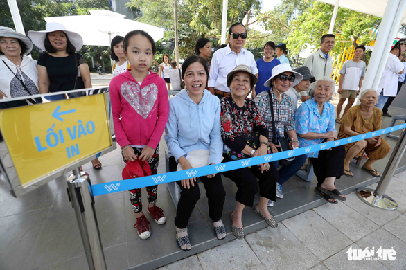 Tuyến buýt sông đầu tiên ở Sài Gòn chính thức hoạt động - Ảnh 18.