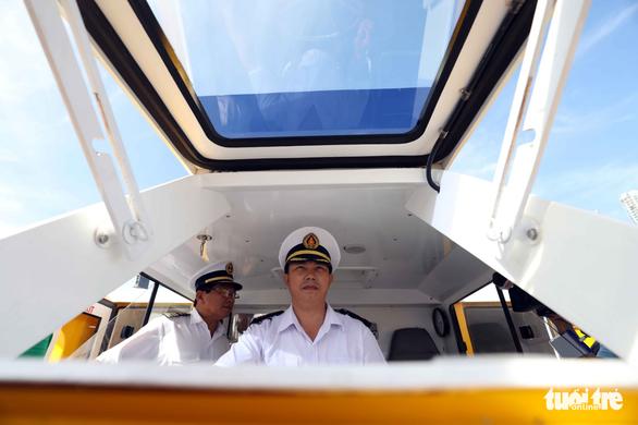 Tuyến buýt sông đầu tiên ở Sài Gòn chính thức hoạt động - Ảnh 12.