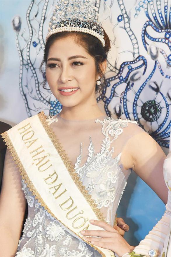 Bất bình, Hoa hậu Đại dương 2014 Đặng Thu Thảo trả danh hiệu - Ảnh 2.
