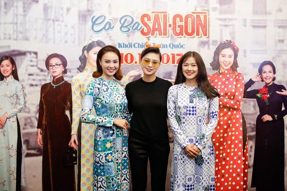 Đông Nhi mặc áo dài hát Ai yêu Cô Ba Sài Gòn! - Ảnh 6.