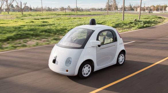 Google đột phá trong thử nghiệm ô tô không người lái - Ảnh 3.