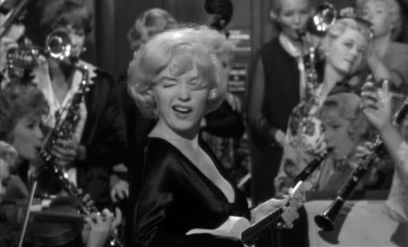 Marilyn Monroe - ma lực của sự hấp dẫn trong Some Like It Hot - Ảnh 5.