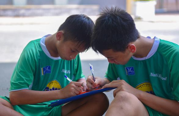 Các em nhỏ đồng hành cùng chương trình Ước mơ của Thúy - Ảnh 4.