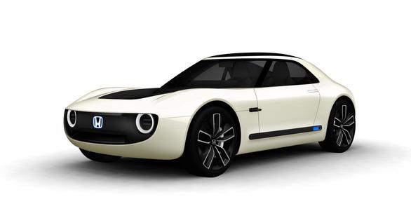 Honda ra mắt thêm nhiều concept xe điện đẹp như mơ - Ảnh 2.