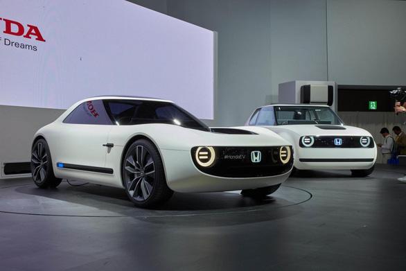 20 xe ấn tượng nhất tại Tokyo Motor Show - Ảnh 15.