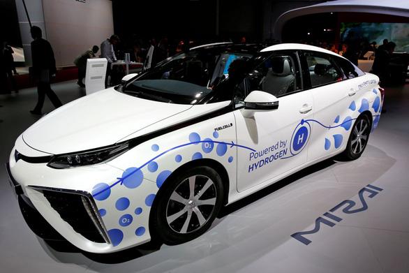 Tương lai của xe hơi là chạy bằng pin nhiên liệu - Ảnh 1.