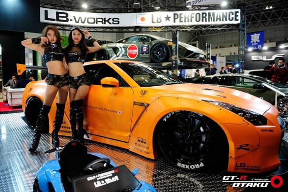 20 xe ấn tượng nhất tại Tokyo Motor Show - Ảnh 1.