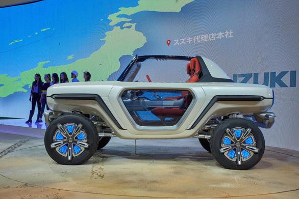 20 xe ấn tượng nhất tại Tokyo Motor Show - Ảnh 17.