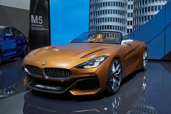 20 xe ấn tượng nhất tại Tokyo Motor Show - Ảnh 19.