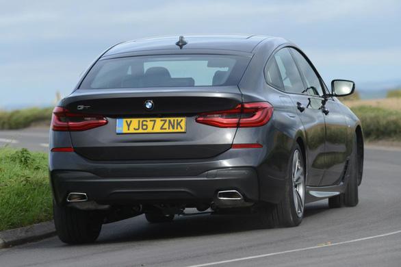 6 Series GT 2017: chiếc hatchback sang trọng, rộng rãi của BMW - Ảnh 3.