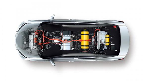Tương lai của xe hơi là chạy bằng pin nhiên liệu - Ảnh 3.
