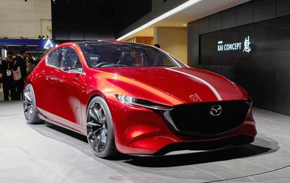 Tokyo Motor Show: Triết lý Nhật đi vào thiết kế xe hơi - Ảnh 3.