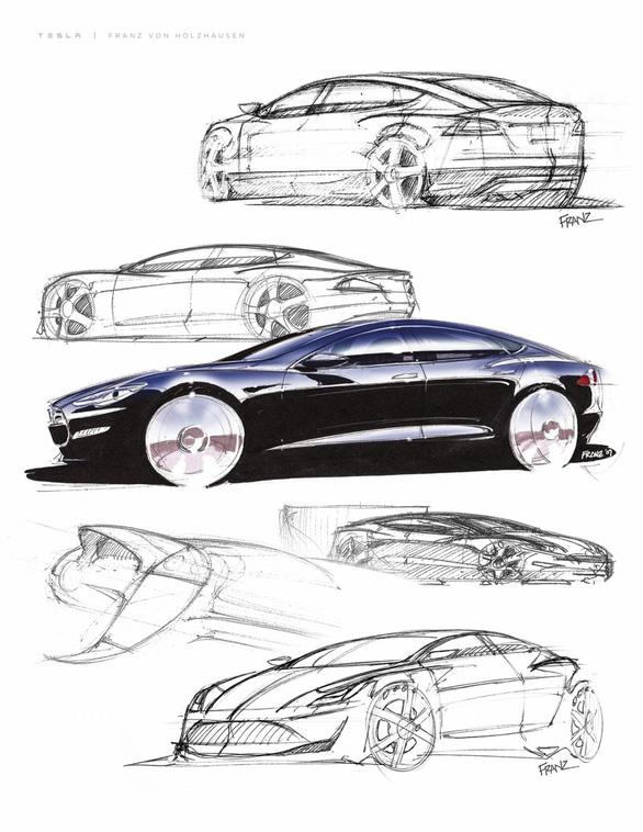 Holzhausen - người sáng tạo những thiết kế tuyệt tác của Tesla - Ảnh 4.