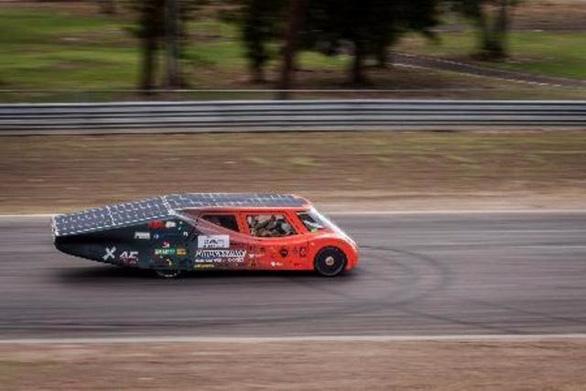 Ngắm những chiếc xe năng lượng mặt trời độc đáo - Ảnh 4.