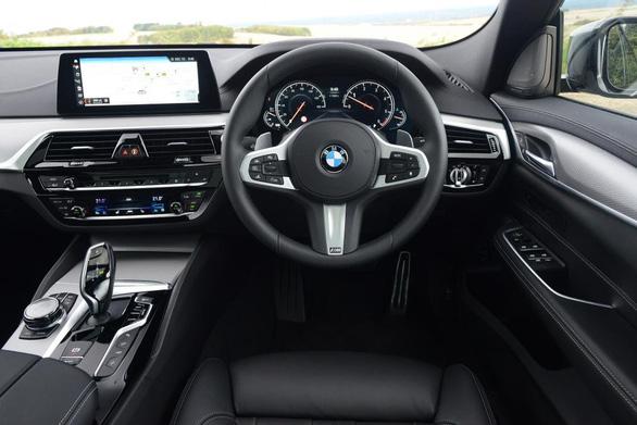 6 Series GT 2017: chiếc hatchback sang trọng, rộng rãi của BMW - Ảnh 4.