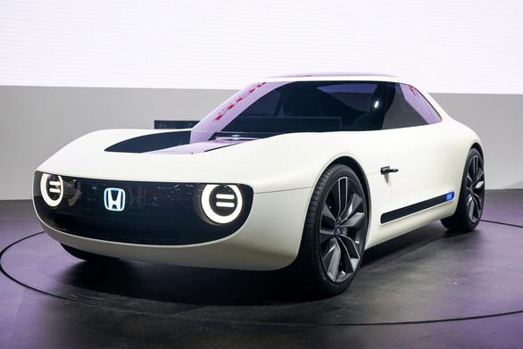 Tokyo Motor Show: Triết lý Nhật đi vào thiết kế xe hơi - Ảnh 4.