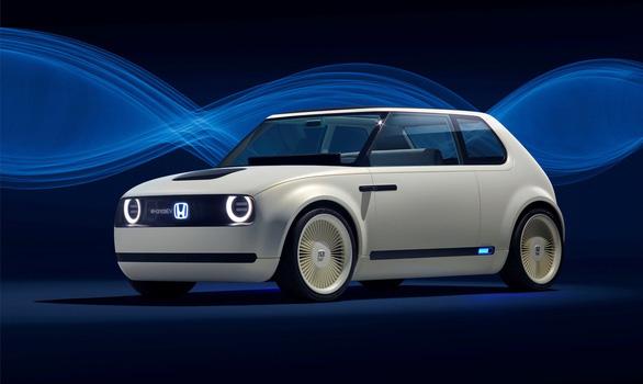 Honda ra mắt thêm nhiều concept xe điện đẹp như mơ - Ảnh 3.