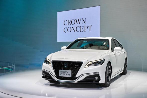 20 xe ấn tượng nhất tại Tokyo Motor Show - Ảnh 5.