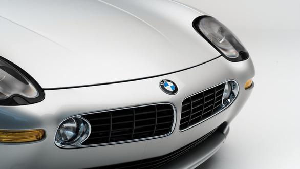 Ngắm siêu xe BMW Z8 của Steve Jobs sắp bán đấu giá - Ảnh 5.