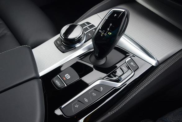 6 Series GT 2017: chiếc hatchback sang trọng, rộng rãi của BMW - Ảnh 6.