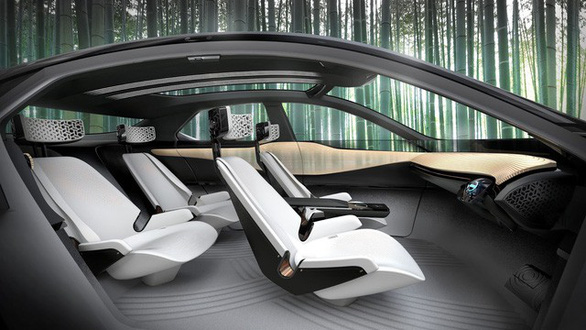 Tokyo Motor Show: Triết lý Nhật đi vào thiết kế xe hơi - Ảnh 7.