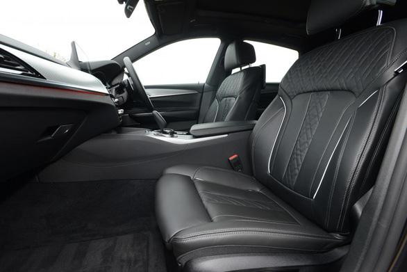 6 Series GT 2017: chiếc hatchback sang trọng, rộng rãi của BMW - Ảnh 7.