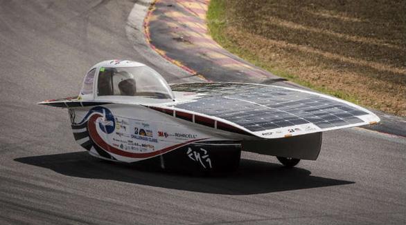 Ngắm những chiếc xe năng lượng mặt trời độc đáo - Ảnh 8.