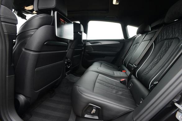 6 Series GT 2017: chiếc hatchback sang trọng, rộng rãi của BMW - Ảnh 8.
